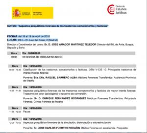 conferencia CEJ
