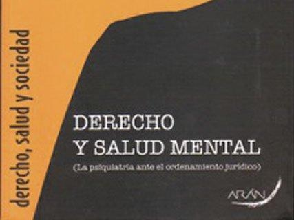 Libro Derecho y salud mental